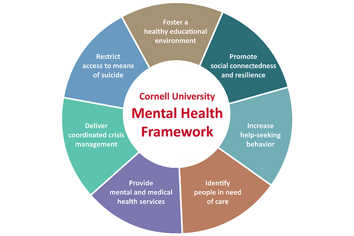 cornell university mental health framework