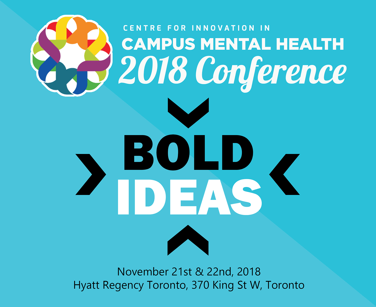2018 Conference | Bold Ideas - Centre for Innovation in Campus