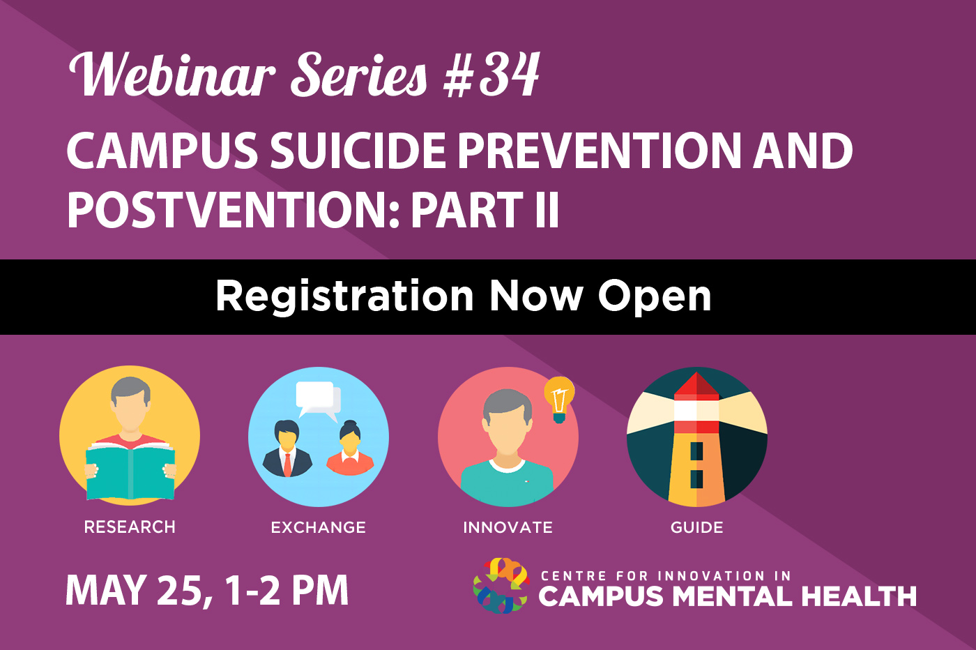 Campus Suicide Prevention and Postvention, Part II - Centre for