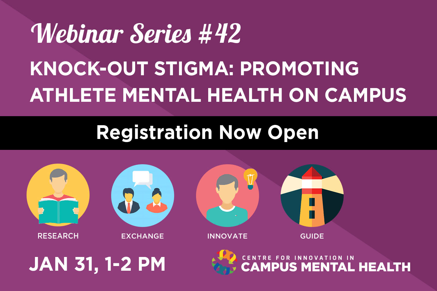 Knock Out Stigma Promoting Athlete Mental Health On Campus Centre